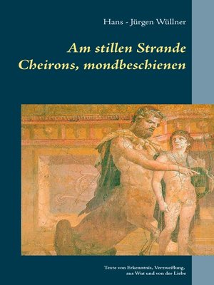 cover image of Am stillen Strande Cheirons, mondbeschienen