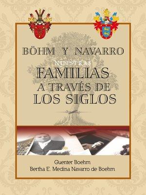 cover image of Böhm y Navarro