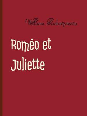 cover image of Roméo et Juliette
