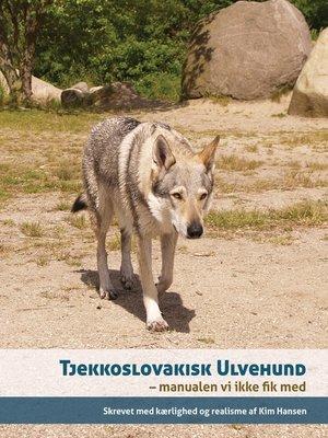 cover image of Tjekkoslovakisk ulvehund