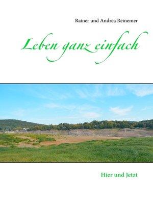 cover image of Leben ganz einfach