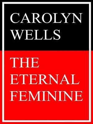 cover image of The Eternal Feminine