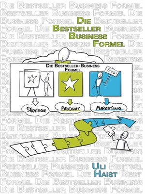 cover image of Die Bestseller-Business-Formel