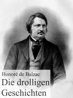 cover image of Die drolligen Geschichten