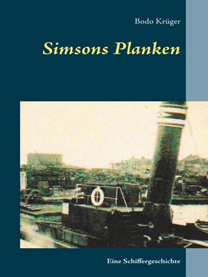 cover image of Simsons Planken