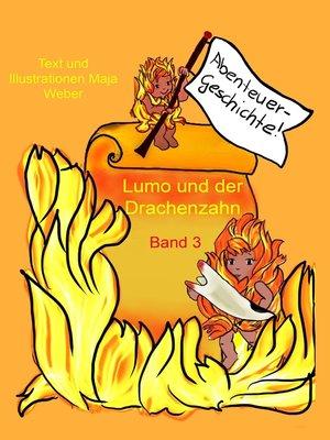 cover image of Lumo und der Drachenzahn