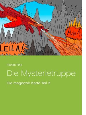 cover image of Die Mysterietruppe