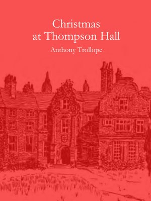 cover image of Christmas at Thompson Hall