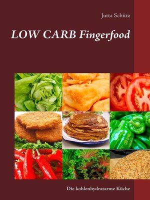 cover image of Low Carb Fingerfood
