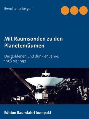 cover image of Die goldenen und dunklen Jahre: 1958 bis 1992