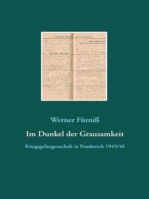 cover image of Im Dunkel der Grausamkeit