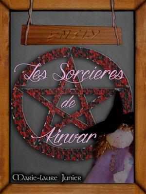 cover image of Les sorcières de Kinvar