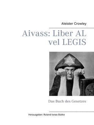 cover image of Aivass--Liber Al vel Legis
