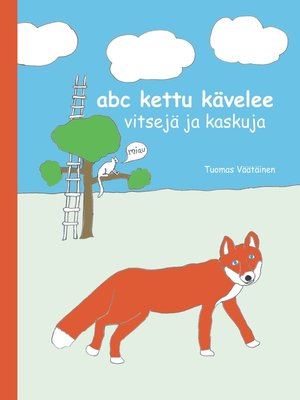 cover image of abc kettu kävelee