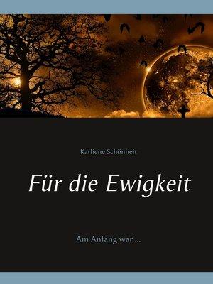 cover image of Für die Ewigkeit