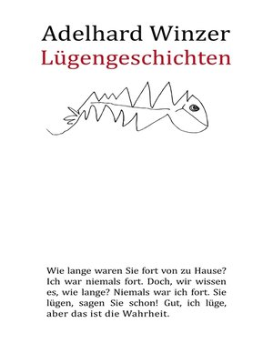 cover image of Lügengeschichten