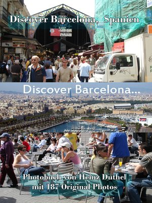 cover image of Discover Barcelona,  Spanien