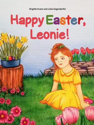 cover image of Happy Easter, Leonie!