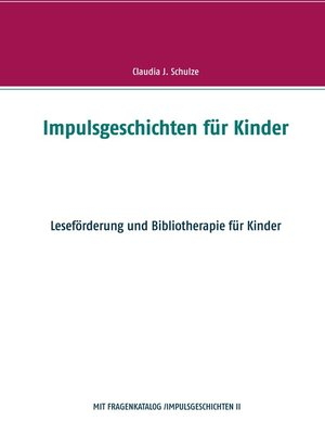 cover image of Impulsgeschichten