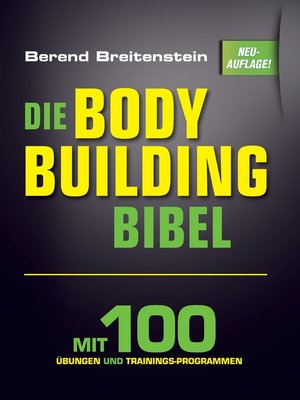 cover image of Die Bodybuilding-Bibel