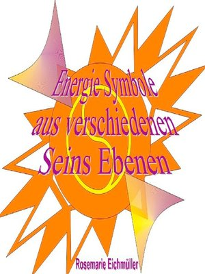 cover image of Energie-Symbole