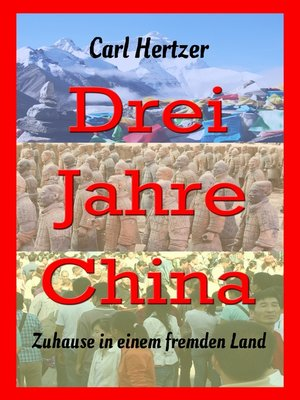 cover image of Drei Jahre China