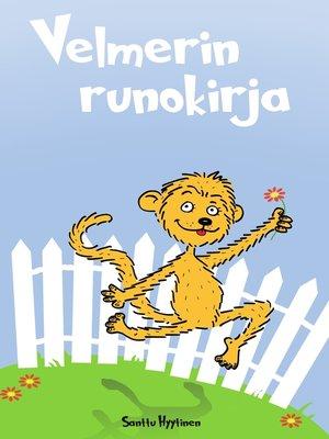cover image of Velmerin runokirja