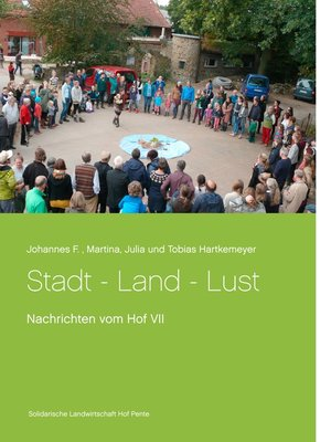cover image of Stadt--Land--Lust