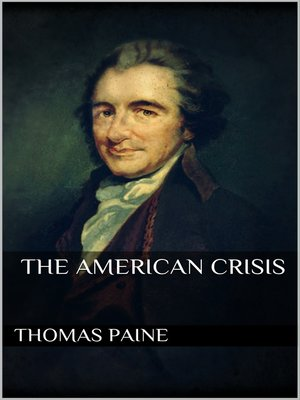 cover image of The American Crisis