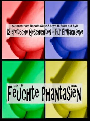 cover image of Feuchte Phantasien