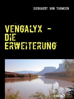 cover image of Vengalyx--Die Erweiterung