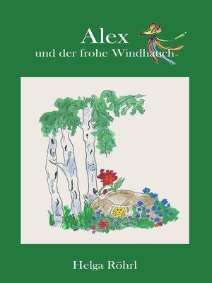 cover image of Alex und der frohe Windhauch
