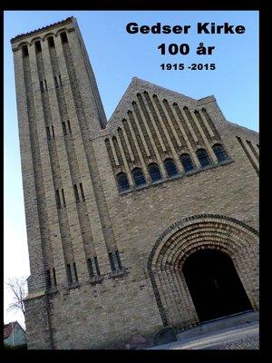 cover image of Gedser Kirke 100 år