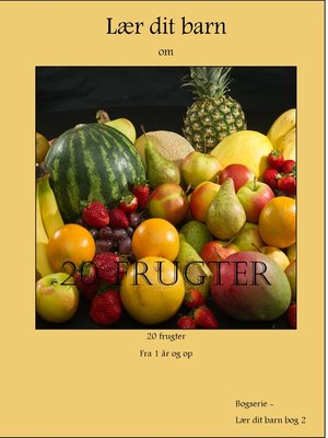 cover image of 20 frugter