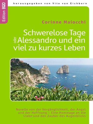 cover image of Schwerelose Tage oder