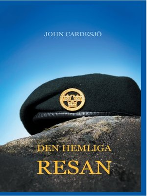 cover image of Den Hemliga Resan