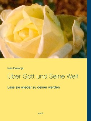 cover image of Über Gott und Seine Welt 3