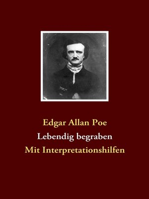 cover image of Lebendig begraben