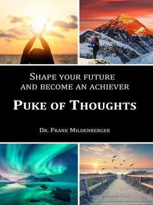 cover image of Puke of thoughts