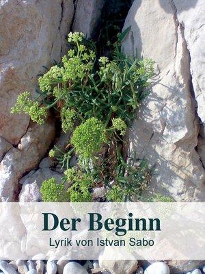 cover image of Der Beginn