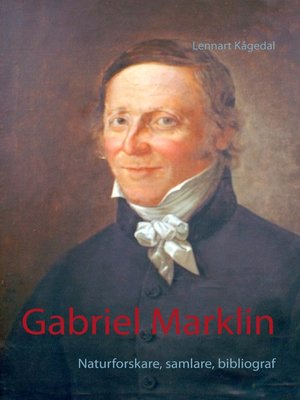 cover image of Gabriel Marklin