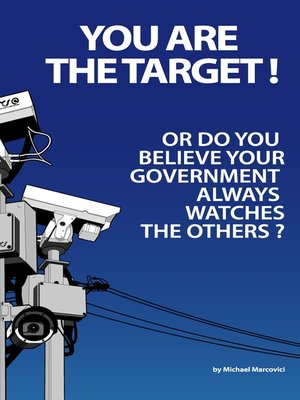 cover image of You are the target !