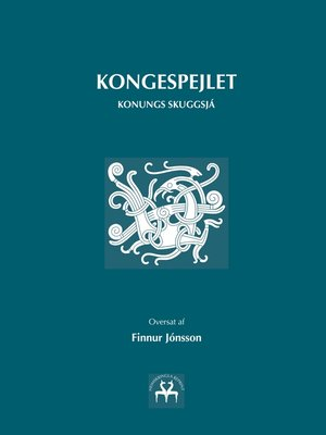 cover image of Kongespejlet