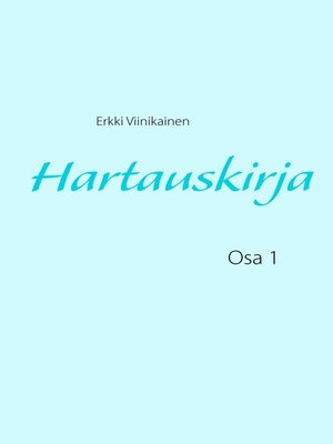 cover image of Hartauskirja