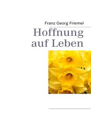 cover image of Hoffnung auf Leben