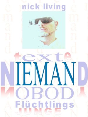 cover image of Niemand
