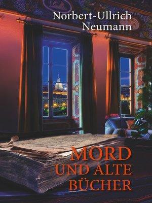 cover image of Mord und alte Bücher