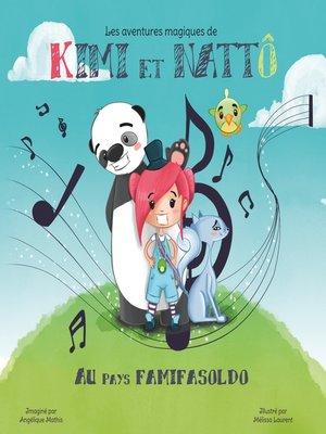 cover image of Les aventures magiques de Kimi et Nattô