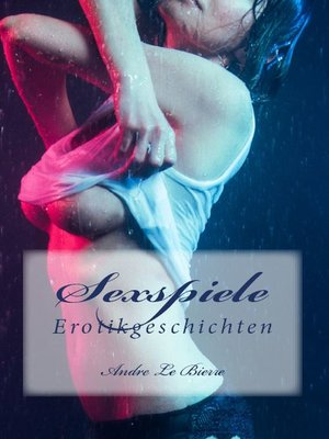 cover image of Sexspiele
