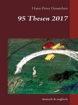 cover image of 95 Thesen 2017